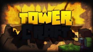 TowerCraft #01 - Nova Serie Uma Nova Aventura !