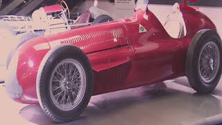 Alfa Romeo History from 8C to Mito - 2008