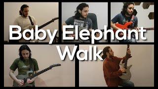 Henry Mancini - Baby Elephant Walk (roctary edition cover)
