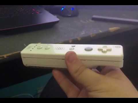 Wii remote Ear Rape