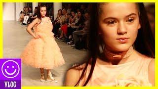 EMMA ON THE RUNWAY! FALL 2016 Petite Parade!   KITTIESMAMA