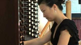 Dongho Lee - First Prize Winner American Guild of Organists NYACOP 2010