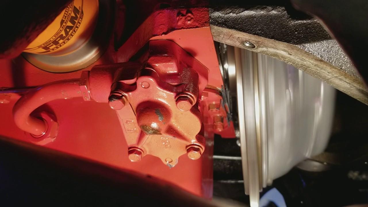 medium resolution of interesting ford 292 y block oil leak