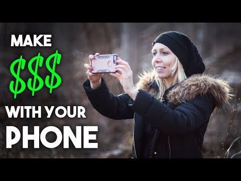 Can you use your PHONE for stock photography?