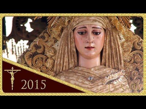Virgen de la Palma - El Buen Fin (Semana Santa de Sevilla 2015)
