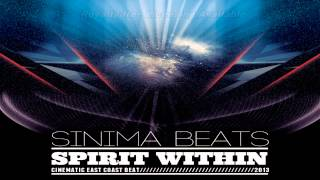 SPIRIT WITHIN Instrumental (Inspirational and Cinematic East Coast Beat) Sinima Beats