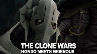 Star Wars: The Clone Wars -  Hondo Meets Grievous!