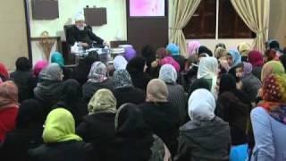Gulshan-e-Waqfe Nau (Nasirat) Class: 6th November 2010 - Part 5 (Urdu)