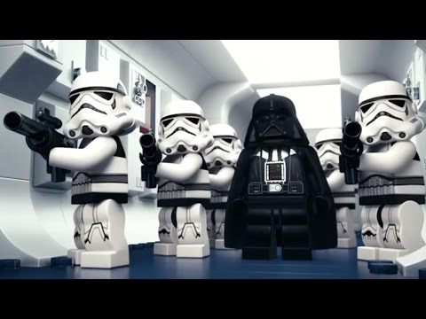 Mission to Mos Eisley | LEGO Star Wars: Droid Tales | Disney XD