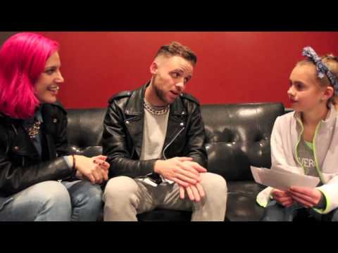 Kids Interview Bands - MS MR
