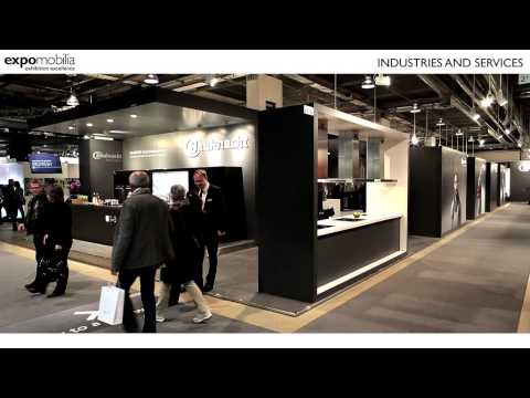 Exhibition Solutions and Stand Construction (by Expomobilia)