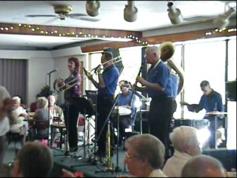 "Coyote Hills Jazz Band ""Second Line"""