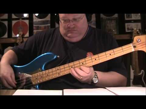 Dio Pain Bass Cover