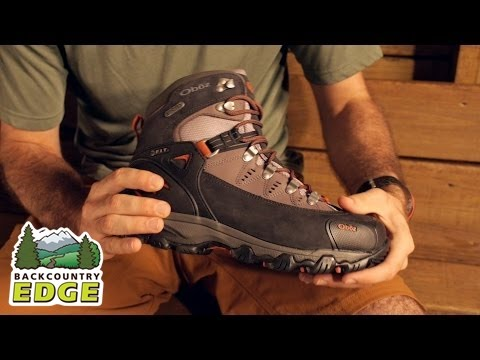Oboz Men's Beartooth BDry Boot