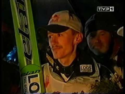 Adam Małysz  Mistrzem Świata - Lahti k-90 2001