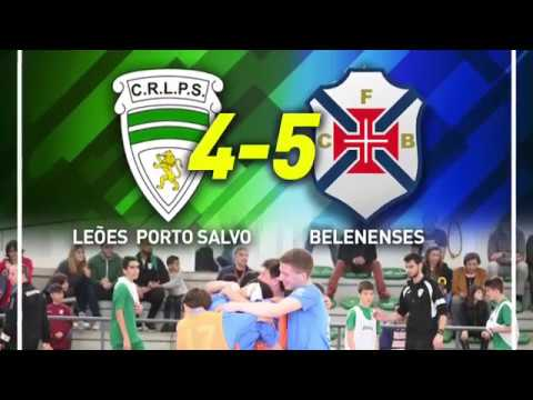 Leões de Porto Salvo 4-5 Belenenses