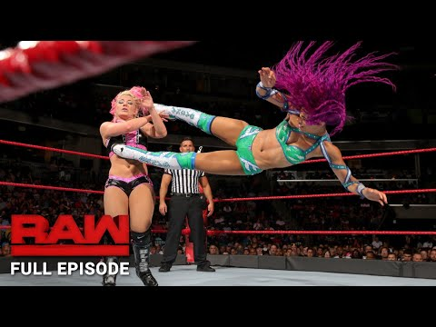 WWE RAW Full Episode - 28 August 2017