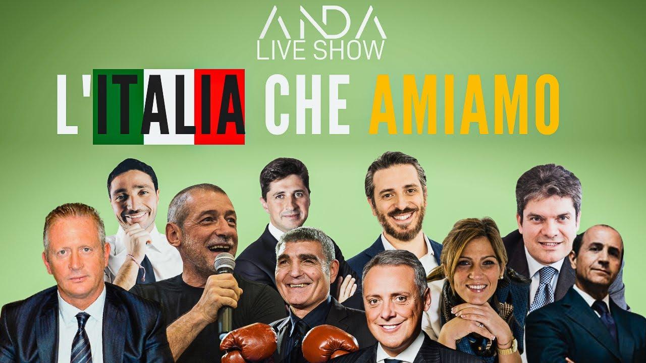 ANDA Live Show 3 – L'Italia che Amiamo