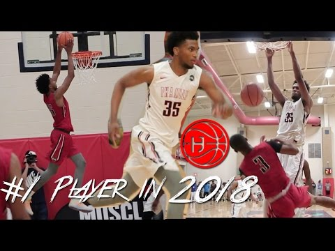 Marvin Bagley III is the #1 Ranked Player in 2018! Most Potential in the Country?
