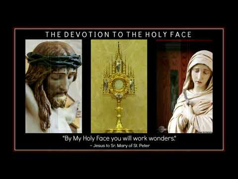 The Work of Reparation to the Holy Face of Jesus & the Empty Tomb