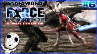 Shaak Ti - Star Wars The Force Unleashed #6 - Lets Play deutsch Ultimate Sith Edition