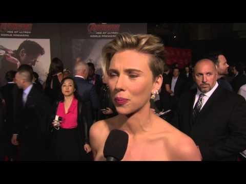 Scarlett Johansson - Avengers: Age of Ultron 2015 Premiere