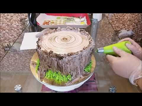 🌺🌺🌺Маша и Медведь ТОРТ🌺🌺🌺 Идеи оформления торта 🌺🌺🌺ТортАртДекор 🌺🌺🌺 На кухне у Магнолии