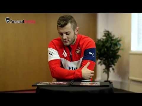 Jack Wilshere: Arsenal Albums