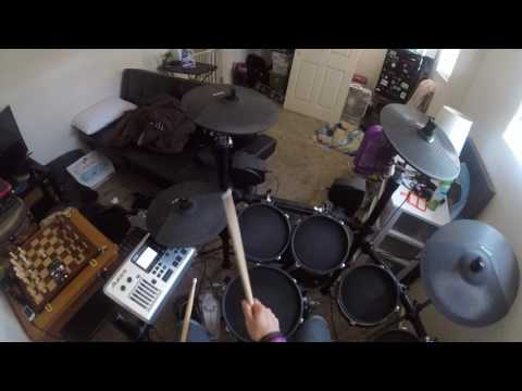 First Attempt at First Person Drum Video
