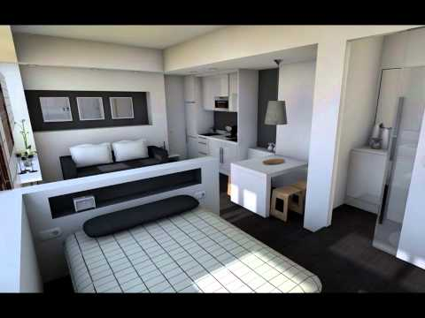 Comedores modernos fotos doovi for Casa moderna minimalista interior 6m x 12 50m