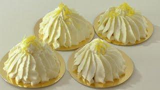ЛИМОННОЕ ПИРОЖНОЕ рецепт. Cake with lemon.