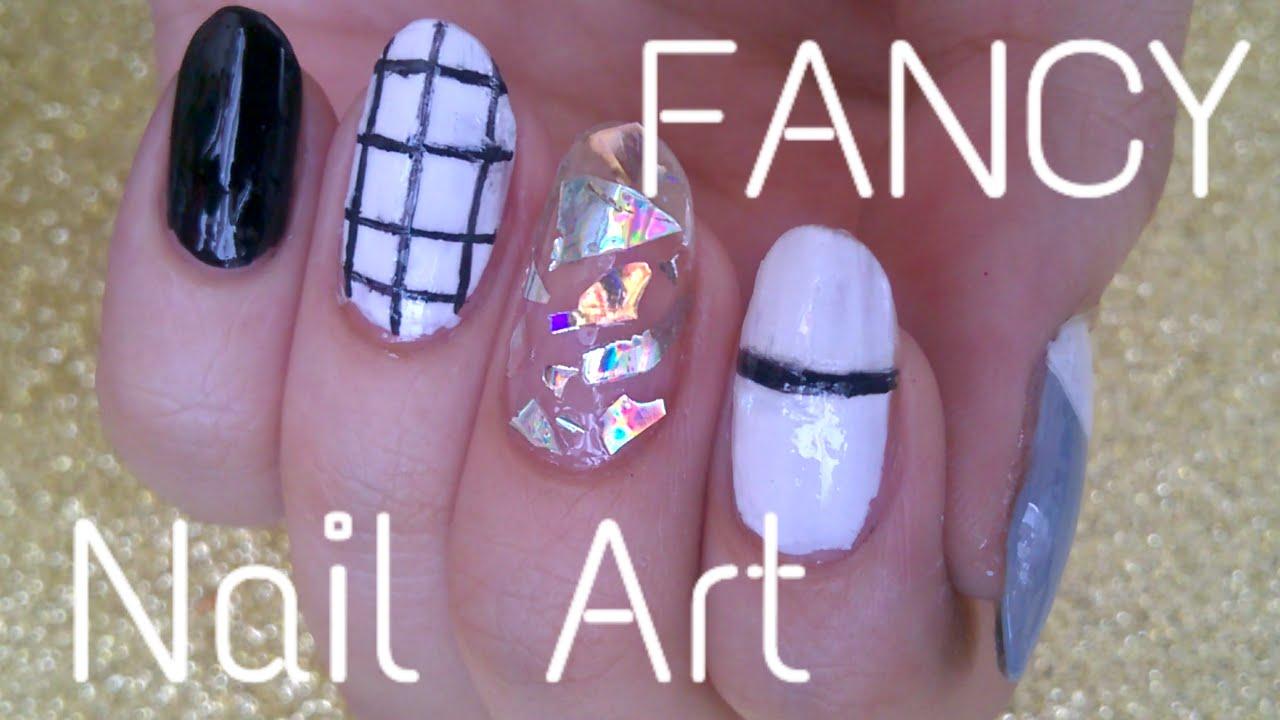 Colorful Fancy Nails Inspiration - Nail Art Design Ideas ...