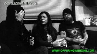 Swallow The Sun interview  November 2016 | Alexiel Divine