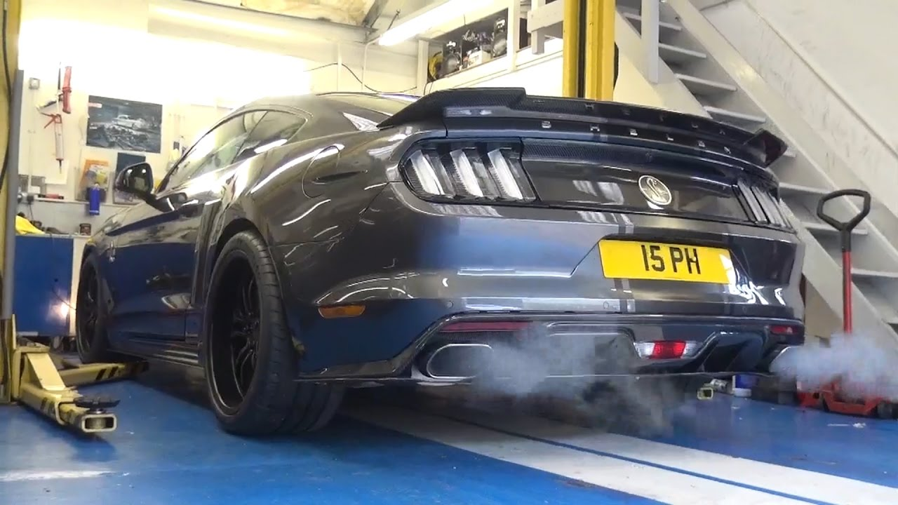 2016 800hp Shelby Mustang Super Snake Cold Start And Huge Revs You