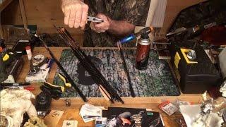 Обслуговування та ремонт стріл для луків та арбалетів - Відповіді на запитання читачів