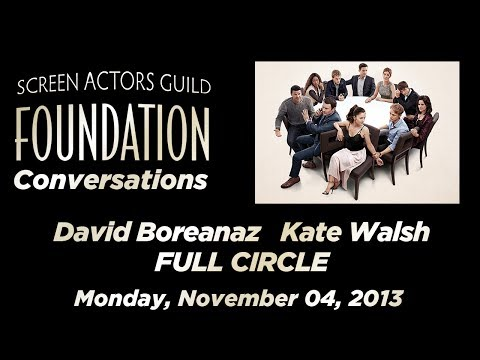 Conversations with David Boreanaz, Kate Walsh of FULL CIRCLE