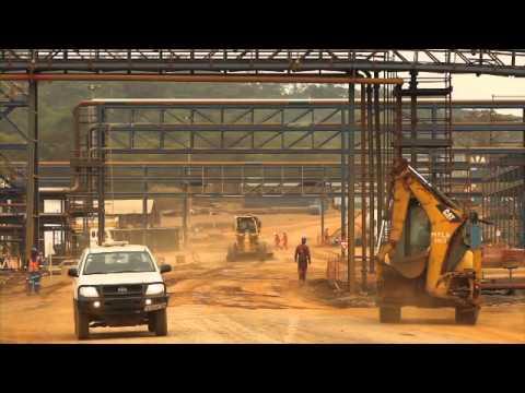 Mutanda Mining, Kolwezi, Democratic Republic Of The Congo