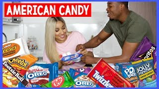 One of Sherlina Nym's most viewed videos: TRYING AMERICAN CANDY FEAT. MY BOYFRIEND | SHERLINA NYM