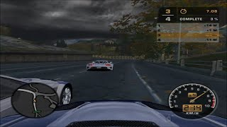 Need for Speed Most Wanted, Online Race, /////Alpine vs Only1Dragon & Mike