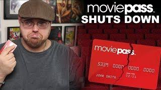MoviePass Finally Shuts Down!!!