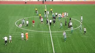 Футболисты Ахмата напали на судью в матче молодежного первенства с Локомотивом