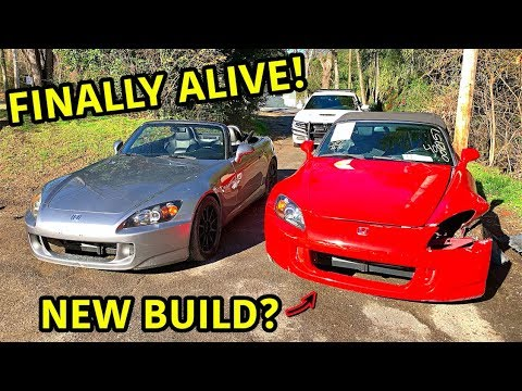 Rebuilding A Wrecked Honda S2000 Part 7