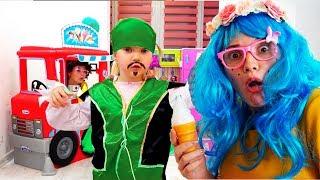 Настя и сборник лучших видео для детей