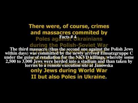 Controversy surrounding the Lviv pogroms of 1941 Top # 6 Facts