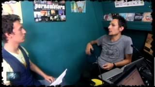 Entrevista Mario Muñoz - Vocalista Doctor Krapula