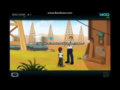 Ben 10: El Misterio de la Espada Maya - GUIA - Episodio 1