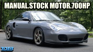 homepage tile video photo for A 700HP Porsche 996 Turbo is a Hellcat's Worst Nightmare.