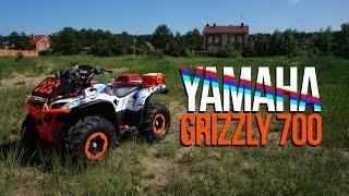 Обзор и тест-драйв Yamaha Grizzly 700 EPS 2015(Новый,я бы сказал,очень долгожданный обзор на легендарный квадр - всеми любимый и почитаемый