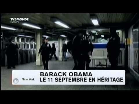 tv5 monde europe Le Journal 2011