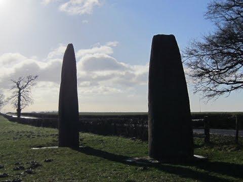 1- Visite du plus grand site mégalithique de Bourgogne